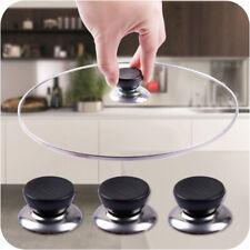 3Pcs Kitchen Pot Knob Replacement Cookware Pot Lid Handle Grip Holding Knob