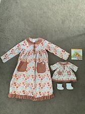 American Girl Crazy Daisy Nightie Set Size M