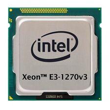 Intel Xeon E3-1270 v3 (4x 3.50GHz) SR151 CPU Sockel 1150   #41812