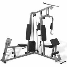 vidaXL Multifunktionale Fitnessstation Fitnessgerät Kraftstation Fitnesscenter