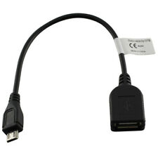 Adapterkabel für Samsung i9100 Galaxy S2 Micro USB OTG (On-The-Go) Kabel 8005621