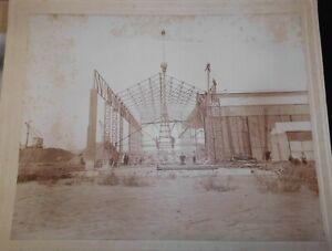 Foto Philippe Gaston Bergbau Hüttenbau Belgien um 1900/20 Ort unbekannt
