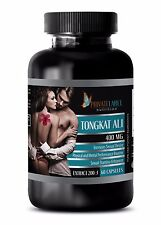 Pasak Bumi - TONGKAT ALI ROOT EXTRACT - testosterone booster powder - 1 Bottle