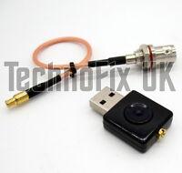 Mini Newsky TV28T RTL2832U/R820T RTL-SDR USB Stick + BNC pigtail