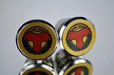 New Tommasini Handlebar End Plugs Bar Caps vintage guidon bouchons calotte tappo