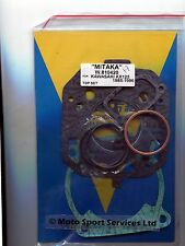 Top End Gasket Set Kawasaki KX125 KX 125 1985-1986 Mitaka