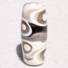 MOJAVE Handmade Art Glass Focal Bead Flaming Fools Lampwork Art Glass