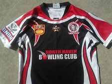 Camden Haven Eagles CRL player issue rugby league jersey # 16
