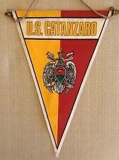 GAGLIARDETTO UFFICIALE CALCIO ANNI '70 '80  U.S. CATANZARO