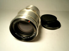 M42 Carl Zeiss Jena Sonnar 1Q 4/135 Good Condition Vintage Lens 4 135