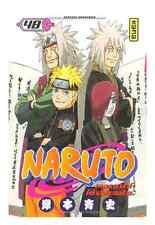 manga Naruto Tome 48 Shonen Masashi Kishimoto Neuf 2014 Nekketsu kana Shûeisha