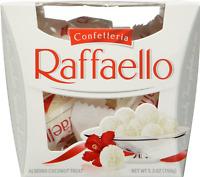Rocher Raffaello - Almond Coconut Treat, 150g $10.87 FREE SHIPPING 15ct Ballotin