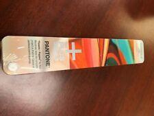 Pantone Plus Series Coated Color Swatch Book
