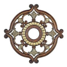 Livex Lighting Ceiling Medallions Ceiling Medallion, Palacial Bronze - 8216-64