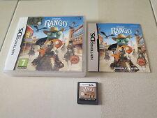 DS : RANGO - Completo, ITA ! Comp. con 3DS e 2DS