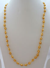Jwellmart South Indian Designer Gold Plated Women Long Necklace Chain Free Ship