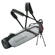 New TaylorMade Quiver Bag Grey/White