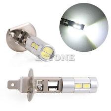 New H1 5W White 5630 SMD 10 LED Auto Car Driving Fog Light Lamp Bulb