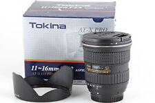 Tokina AT-X 11-16 mm 1:2,8 Pro DX II SD für Nikon N/AF