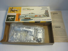 TESTORS HAWK MODEL GRUMMAN F8F-2 BEARCAT BEAR CAT #215 VINTAGE UNUSED 1968 1/48