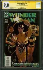 Wonder Woman 186 CGC 2XSS 9.8 Adam Hughes Jimenez Gal Gadot Movie sequel