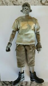 Threea 3A 3ago Zomb from Warbot Bertie &  Zomb 2 pack IDW ZVR  Zomb figure Only