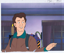 The Real Ghostbusters Original Production Animation Cel & Copy Bkgd #A9825