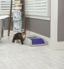 Self Cleaning Cat Litter Box Electric Automatic Kitty Litter Box Disposable Tray