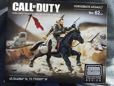 Mega Bloks Call Of Duty Horseback Assault Dlb99