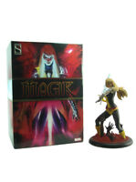 Sideshow Collectibles Magik Comiquette Statue X-Men Marvel Sample New Rare