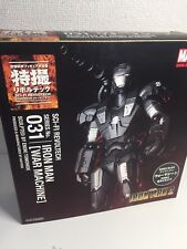 Free Shipping from Japan Authentic Revoltech Iron man 031 War Machine Kaiyodo