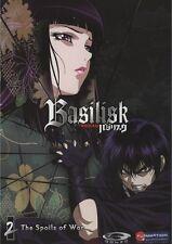 Basilisk - Vol. 2: The Spoils of War (DVD, 2007, Reprice)