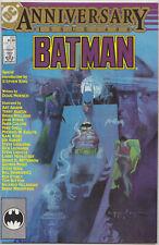 Batman #400 1986 Key Issue Anniversary VF/NM Comic Book Intro by Stephen King
