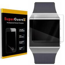 SuperGuardZ Clear FULL COVER Screen Protector Guard Shield Film For Fitbit ionic