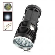 SKYRAY 22000LM Waterproof 3-Mode 9 X CREE XM-L T6 LED Hunting  Torch Flashlight