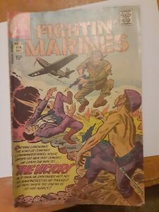 Fightin' Marines #95 January 1971 VG/FN