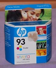 Genuine HP 93 Tri-Color C9361WN Ink Cartridge - New Sealed