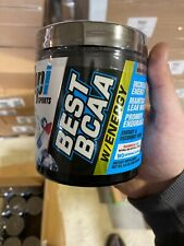 Bpi Sports Best Bcaa With Energy Rainbow Ice New Look Free Shipping