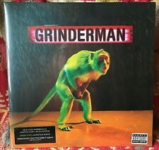 GRINDERMAN VINYL LP NEW SEALED Nick Cave Ltd Press GREEN VINYL no p***y blues