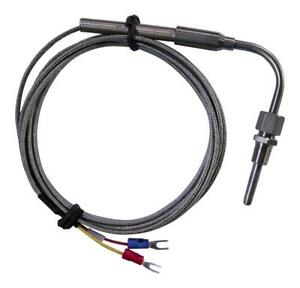 K Type Exhaust Gas Temperature (EGT) Sensor Probe 1250°C 2M Exhaust Emissions