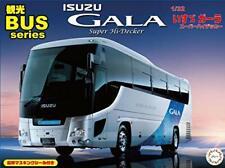 Fujimi model 1/32 tourist bus series No.3 Isuzu Gala Super Haidekka Plasti [4tc]