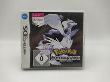 Pokémon: Schwarze Edition (Nintendo DS Spiel, 2011) Mit OVP/Case