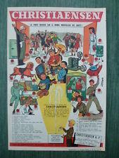 rare feuillet - Supplément au Journal de TINTIN n° 45  du 7  novembre 1956