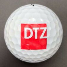 Dtz Logo Golf Ball (1) Titleist Pro V1x PreOwned