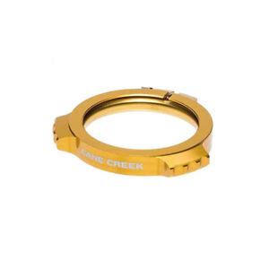 Cane Creek Alloy Preload Collar and Ti Bolt- Gold