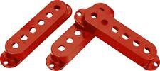 Dimarzio 3 pick-up rouge couvre pour Strat guitares DM2001RD
