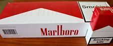 10 packs unopened Marlboro Red cigarettes Collectible free shipping
