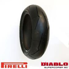 Pirelli Diablo Supercorsa V2 SC2 Motorcycle Race/Track Rear Tyre 180/60-R17