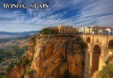 RONDA SPAIN TRAVEL SOUVENIR FRIDGE MAGNET #fm251
