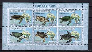 MOZAMBIQUE - 2007 TURTLES  M2707C